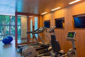 The fitness center and/or fitness facilities at Tambo del Inka, a Luxury Collection Resort & Spa, Valle Sagrado