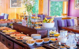 Breakfast options available to guests at Los Cauquenes Resort + Spa + Experiences