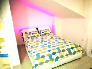 A bed or beds in a room at Apartments Milic