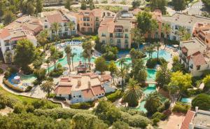 PortAventura® Hotel PortAventura - Includes PortAventura Park Tickets a vista de pájaro
