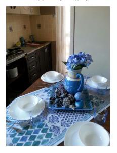 Кухня или мини-кухня в Гостевой Дом «Диогрина»