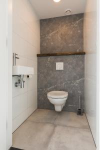 Salle de bains dans l'établissement Appartementen Parkzicht