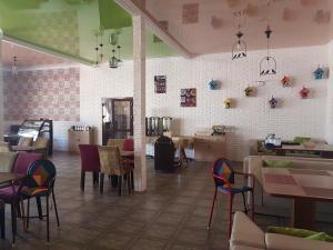 Ресторан / где поесть в Инжу Алаколь