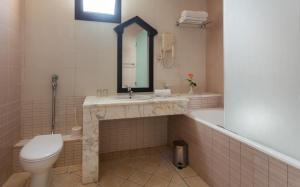 Een badkamer bij Djerba Aqua Resort