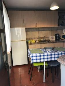 Una cocina o zona de cocina en Casa Da Estela