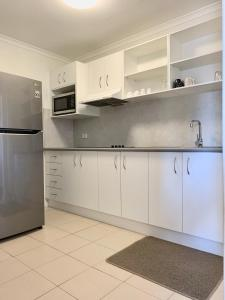 A kitchen or kitchenette at Shellharbour Resort and Conference Centre