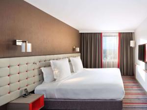 プルマン ロンドン セントパンクラスにあるベッド