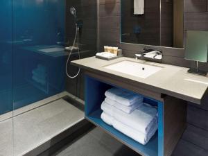 プルマン ロンドン セントパンクラスにあるバスルーム