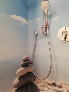 Ein Badezimmer in der Unterkunft Hotel Nummerhof