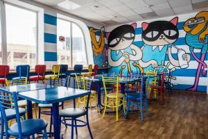Ресторан / где поесть в Аква Хостел