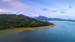 A bird's-eye view of Heritance Kandalama