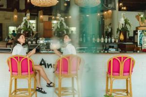 Sohvabaar või baar majutusasutuses The Haven Khao Lak - SHA Plus