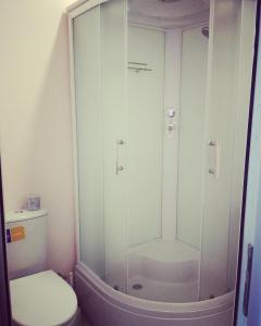 Ванная комната в Гостиница Изобильный
