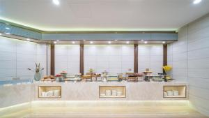 A restaurant or other place to eat at Millennium Harbourview Hotel Xiamen