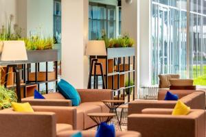 Atpūtas zona naktsmītnē Lielupe Hotel SPA & Conferences by Semarah