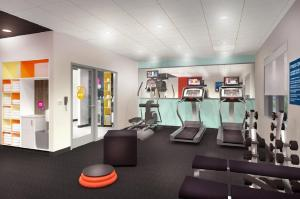 The fitness center and/or fitness facilities at Tru by Hilton Perrysburg Toledo