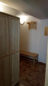 Posezení v ubytování Kavárna Lucie s ubytováním