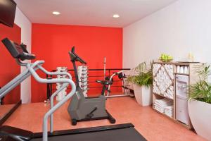 The fitness centre and/or fitness facilities at NH Collection Buenos Aires Centro Histórico