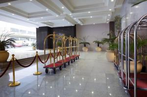 Academia e/ou comodidades em Swissôtel Makkah