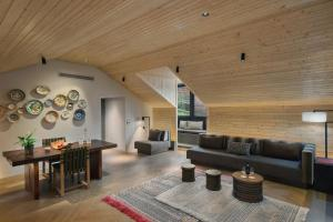 A seating area at Six Senses Douro Valley