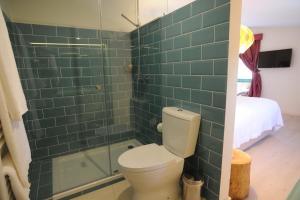 A bathroom at Casa da Cisterna