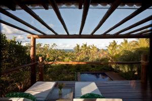 A piscina localizada em Txai Resort ou nos arredores