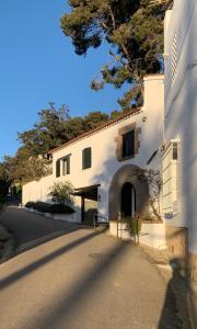Edifici on està situat la vil·la