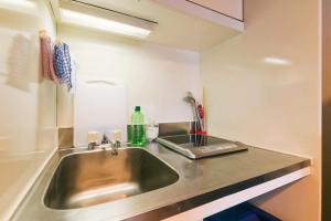 Nishinakasu Building / Vacation STAY 7379にあるキッチンまたは簡易キッチン