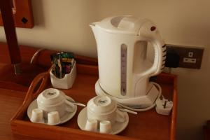 Coffee and tea-making facilities at Celtic Ross Hotel & Leisure Centre