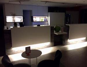 The lobby or reception area at Best Hotel Rouen Est / Val De Reuil