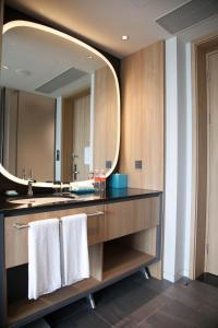A bathroom at Artyzen Habitat Hongqiao Shanghai