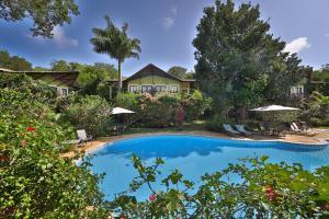The swimming pool at or close to Recanto da Mata Pipa