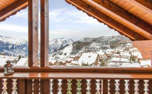 Chalethotel Belle Etoile by Skinetworks during the winter
