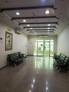 Uma área de estar em OYO 519 Ranan Hotel Apartments