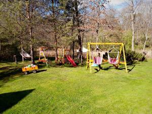 Vaikų žaidimų erdvė apgyvendinimo įstaigoje Taparynė