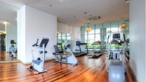 The fitness center and/or fitness facilities at Regalia Suites & Hotel