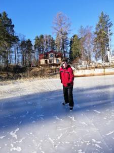 Гостевой Дом Отец Василий зимой
