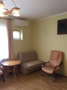 Posedenie v ubytovaní Pensjonat Przy Błoniach