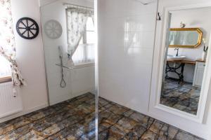 Łazienka w obiekcie Chata Pod Świnią Górą