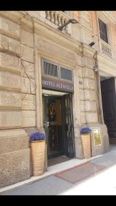 Фасад или вход в Hotel Altavilla