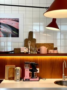 A kitchen or kitchenette at GREAT gewad