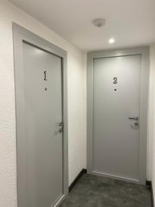 Ванная комната в Апартаменты Ожешко 34
