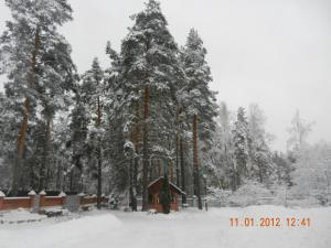 Guest House Danaya зимой