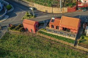 A bird's-eye view of Quinta das Vinhas
