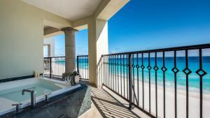 The swimming pool at or near Grand Park Royal Cancún