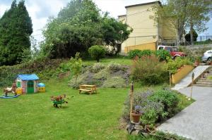 Jardín al aire libre en La AsturXana