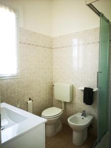 Um banheiro em Punto Zero