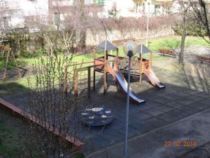Children's play area at Hotel Careggi