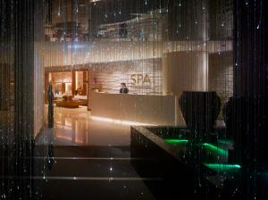 A kitchen or kitchenette at InterContinental Dubai Festival City, an IHG Hotel