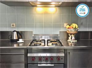 A kitchen or kitchenette at Casa dos Edras